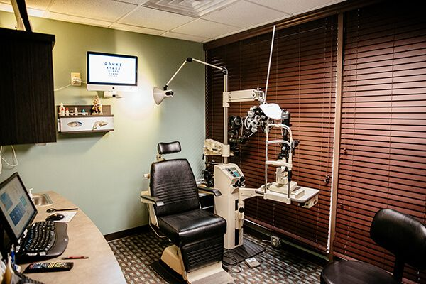 optical clinic-in-arlington