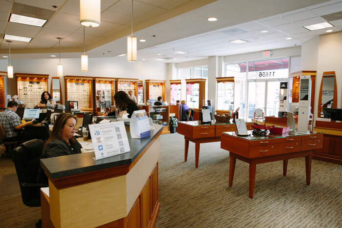 optometrist clinic reston