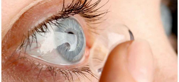 5 Ways to Properly Wear and Care for Your Contact Lenses