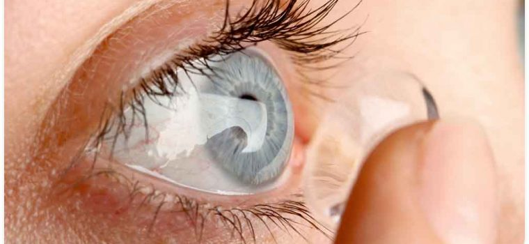 What Happens When You Sleep With Your Contacts Still in Your Eyes?