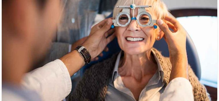 How Can Aging Affect Your Vision and Eye Health?